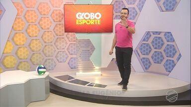 Globo Esporte MS - sexta-feira - 06/11/20 - Globo Esporte MS - sexta-feira - 06/11/20
