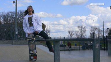 Sessões em Los Angeles - Em Los Angeles Leticia Gonçalves e Bia Sodré vão até a Chino Skatepark. Yndiara Asp e Isadora Pacheco vão até a Linda Vista Skatepark. Pra finalizar elas fazem a sessão com a presença de Nora Vasconcellos e Allysha Le.