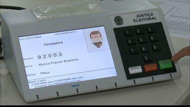 JPB tira dúvidas para o eleitor estar pronto na hora de votar - Saiba a ordem de votação no domingo.
