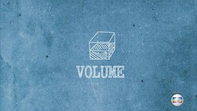 Projeto Educação: entenda como o cálculo de volume faz parte do cotidiano - Revisão de matemática foi exibida na edição especial desta quinta-feira (12).