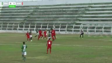 Tanabi vira sobre América, passa rival e ganha sobrevida na Segundona - O Tanabi venceu o América-SP por 2 a 1, na tarde desta quarta-feira, em partida disputada no estádio Alberto Victolo, e válida pela oitava rodada do Grupo 1 da Segundona do Campeonato Paulista.