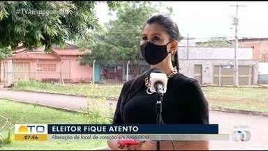 Seções eleitorais são transferidas em Araguaína; veja quais - Seções eleitorais são transferidas em Araguaína; veja quais