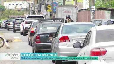 Eleições 2020: 175 mil eleitores deverão ir às urnas em Ipatinga - Oito candidatos concorrem ao cargo de prefeito.