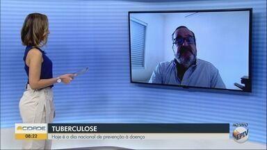 Especialista fala sobre prevenção à tuberculose - Especialista fala sobre prevenção à tuberculose