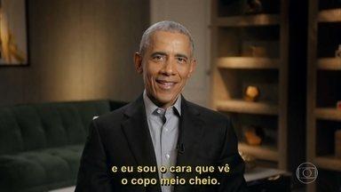 Barack Obama fala sobre os movimentos jovens nos EUA - Flávia Barbosa, editora executiva do jornal O Globo que cobriu todo o segundo mandato de Obama, também participa da entrevista.