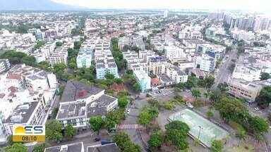 Drone do Bom Dia ES sobrevoa Jardim da Penha, em Vitória - Veja a seguir.