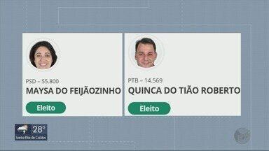 Candidatos com apelidos fazem sucesso e são eleitos no Sul de Minas - Candidatos com apelidos fazem sucesso e são eleitos no Sul de Minas