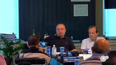 Prefeito eleito de Andradina vence com quase 80% dos votos válidos - Em Andradina (SP) a diferença do vencedor na eleição a prefeito para o perdedor foi grande. Mário Celso do PSDB foi eleito com 78%.