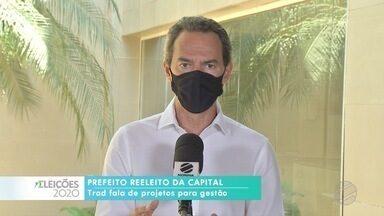 Veja entrevista com Marquinhos Trad, do PSD, prefeito reeleito de Campo Grande - Veja entrevista com Marquinhos Trad, do PSD, prefeito reeleito de Campo Grande