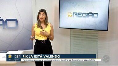 Bom Dia Região- edição de terça-feira, 17/11/2020 - Bom Dia Região- edição de terça-feira, 17/11/2020