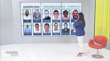 Veja quem são os vereadores eleitos em Petrópolis, no RJ - Confira quais foram os candidatos mais votados.