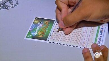 Apostas para a Mega da Virada já podem ser feitas nas lotérias no noroeste paulista - Apostas para a Mega da Virada já podem ser feitas nas lotérias no noroeste paulista.