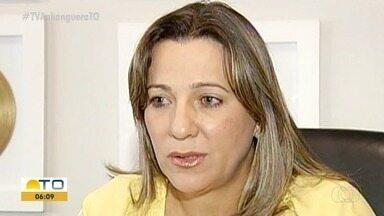 Deputada Federal Dulce Miranda (MDB) continua internada com coronavírus - Deputada Federal Dulce Miranda (MDB) continua internada com coronavírus