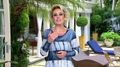 Programa de 18/11/2020 - Juliane Massaoka mostra os vídeos fofos que estão bombando nas redes e Ana Maria Braga aceita o desafio de fazer um ovo-alvo ao vivo no programa!
