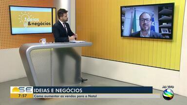 Alexandre Porto dá dicas de como aumentar as vendas para o Natal - Alexandre Porto dá dicas de como aumentar as vendas para o Natal.