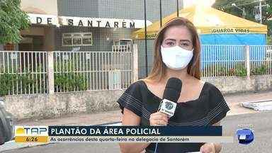 Plantão policial: confira as informações da polícia desta quarta-feira, 18 - Confira as principais ocorrências com Cissa Loyola.