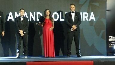 Empresas da região são premiadas pelo Lide Futuro em Rio Preto - Empresas da região foram premiadas em 12 categorias diferentes pelo trabalho desenvolvido durante o ano todo. Foi o prêmio organizado pelo Lide Futuro.