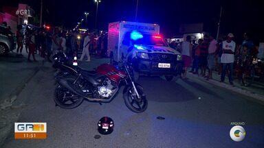 Número de acidentes envolvendo motociclistas aumenta e preocupa autoridades de saúde - As vítimas continuam lotando o hospital universitário de petrolina que é referência na região.