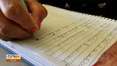 Iniciativa muda realidade do analfabetismo em um distrito da cidade de Buíque - São cidadãos que não sabem escrever o próprio nome, nem ler o destino do ônibus, por exemplo.