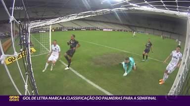 Com gol de letra, Palmeiras empata com o Ceará e pega o América na semifinal - Com gol de letra, Palmeiras empata com o Ceará e pega o América na semifinal