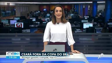 Leão busca voltar a vencer o Vasco - Saiba mais em g1.com.br/ce