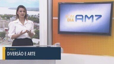 Veja a íntegra do BDA desta sexta-feira, 20 de novembro - Larissa Vieira traz os destaques da edição.