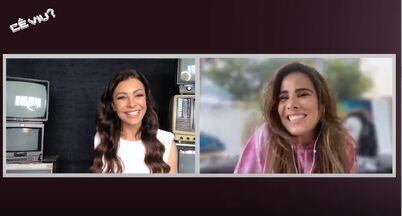Cê Viu? 21/11/2020 - íntegra - Cecília entrevista Tiago Leifert, os participantes mineiros do The Voice Brasil e Wanessa Camargo.