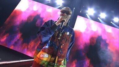 Confira a apresentação de Snoop Dogg no intervalo do boxe internacional - Confira a apresentação de Snoop Dogg no intervalo do boxe internacional