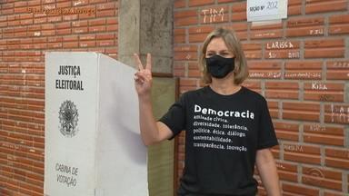 Paula Mascarenhas, do PSDB, é reeleita prefeita de Pelotas - Atual prefeita teve 68,7% dos votos, e derrotou Ivan Duarte, com 31,3%.