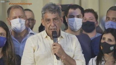 Sebastião Melo, do MDB, é eleito prefeito de Porto Alegre - Candidato foi eleito com 54,63% de votos. Manuela teve 45,37% dos votos.