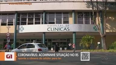 Hospitais restringem atendimentos em Porto Alegre - Assista ao vídeo.