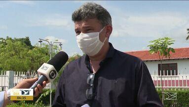 Veja os números da Covid-19 em Codó - Secretário de Saúde, Suelson Sales, fala sobre a situação da doença no município.