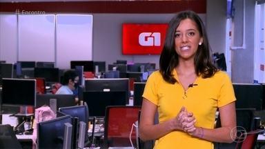 Luiza Tenente manda recado para Fátima Bernardes - Jornalista é sobrinha de Fátima e diz que tia sempre foi um exemplo em sua vida. Nas redes sociais, apresentadora também é lembrada por famosos