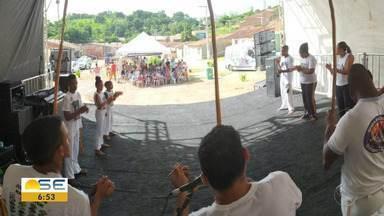 Boletim do G1 destaca projeto de desenvolvimento infantil em SE que ganhou prêmio nacional - Boletim do G1 destaca projeto de desenvolvimento infantil em SE que ganhou prêmio nacional.