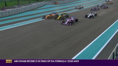 Abu Dhabi recebe o último GP da Fórmula 1 em 2020 - Abu Dhabi recebe o último GP da Fórmula 1 em 2020