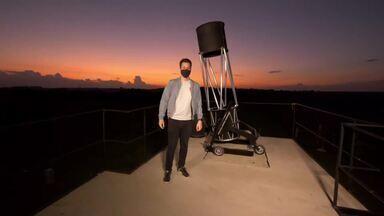 'Estúdio C' te mostra o céu paranaense - Leonardo Portiolli te leva em uma aventura astrológico no sábado, 12 de dezembro.