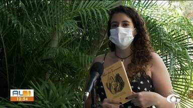 Bióloga lança livro em Maceió - Escritora Gabriela Andrade encontrou na literatura uma realização pessoal e profissional.