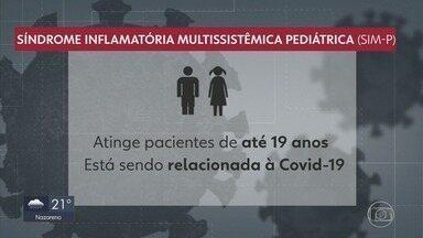 MG já registrou mais de 100 casos de Síndrome Inflamatória Pediátrica - MG já registrou mais de 100 casos de Síndrome Inflamatória Pediátrica
