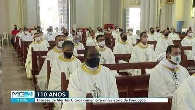 Arquidiocese de Montes Claros completa 110 anos - Duas celebrações foram realizadas para comemorar a data.