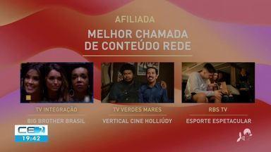 Tv verdes mares ganha sétimo prêmio globo de programação - Saiba mais no g1.com.br/ce