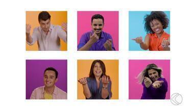 TV Integração lança campanha de fim de ano; assista - Apresentadores da emissora gravaram vídeo com mensagem de otimismo e motivação para 2021.