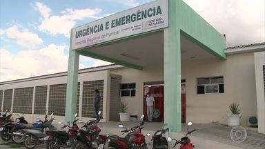 Na Paraíba, região do sertão concentra maior número de casos de Covid-19 - Hospitais da região estão com UTIs cheias e recorrem a transferência de pacientes.