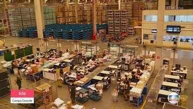 Confira a rotina do centro de distribuição de SP que funciona 24 horas - Compras online cresceram durante a pandemia