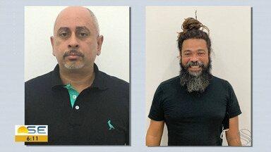 Chega a 11 suspeitos do duplo assassinato dos policiais em SE - Chega a 11 suspeitos do duplo assassinato dos policiais em SE.