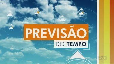 Confira a previsão do tempo para o fim de semana em todo o Paraná - Sábado pode ter chuvas isoladas em Ponta Grossa.