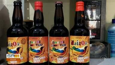Garanhuns é um dos polos de produção artesanal de cerveja do Brasil - Com uma boa receita e muita vontade, qualquer pessoa pode fazer sua própria cerveja sem sair de casa.