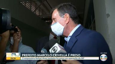 'É perseguição política. Fui o governo que mais atuou contra a corrupção no Rio', diz Crivella - 'É perseguição política. Fui o governo que mais atuou contra a corrupção no Rio', diz Crivella