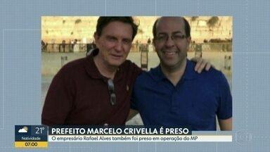Investigação analisou quase 2 mil mensagens trocadas entre Crivella e Rafael Alves - Investigação analisou quase 2 mil mensagens trocadas entre Crivella e Rafael Alves
