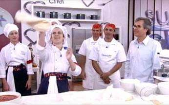 Super atrapalhados - Relembre os mais fantásticos erros dos chefs nas provas e workshops.