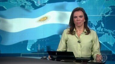 Argentina autoriza uso emergencial da vacina russa Sputnik - Governo argentino também fecha fronteira a estrangeiros por causa da Covid